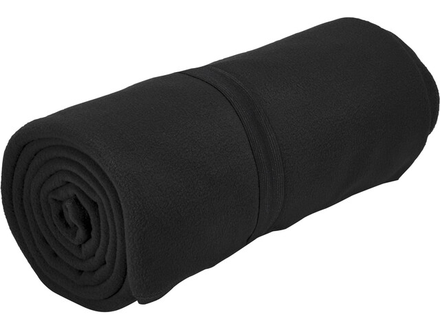 CAMPZ Fleece Blanket, black